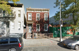 223 Howard Avenue, via Google Maps