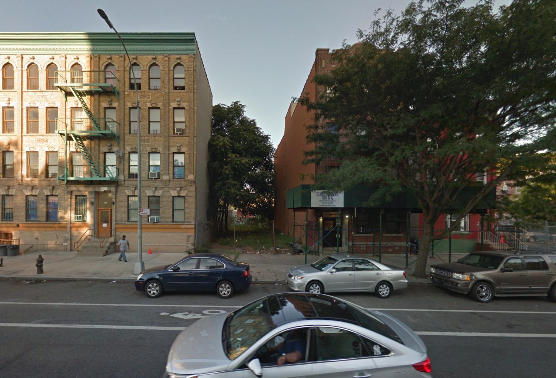 253 Mother Gaston Boulevard, via Google Maps