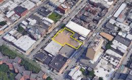 38-59 11th Street build site - via Google Maps