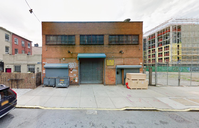 56 Ainsle Street, via Google Maps