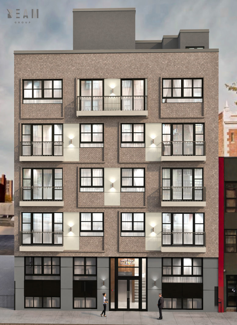 755 Park Avenue, rendering courtesy BEAM Architects