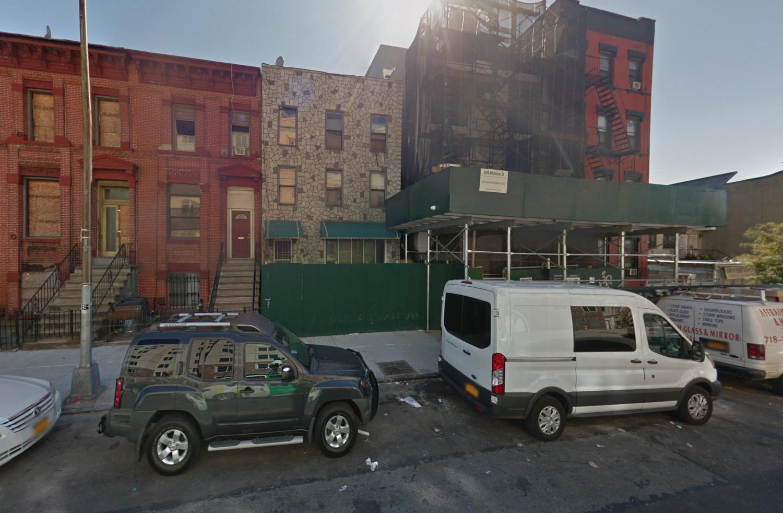 838 Monroe Street, via Google Maps