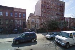 950 Bushwick Avenue, via Google Maps