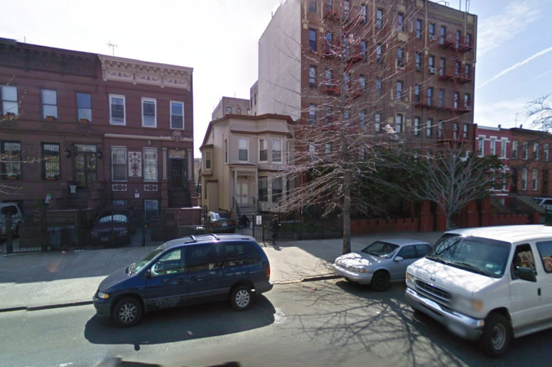 950 Bushwick Avenue, via Google Maps