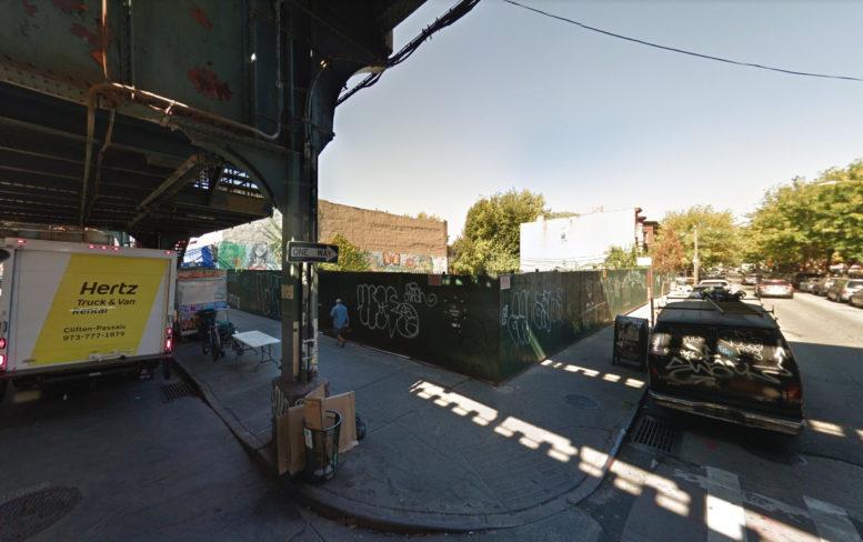 1333 Broadway, via Google Maps