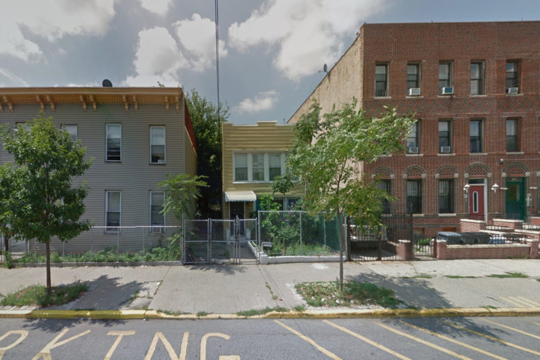 168 Bradford Street, via Google Maps