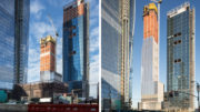 35 Hudson Yards in November compared to Today