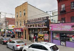 686 Courtlandt Avenue, via Google Maps