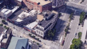 7 Boerum Place, via Google Maps Satellite