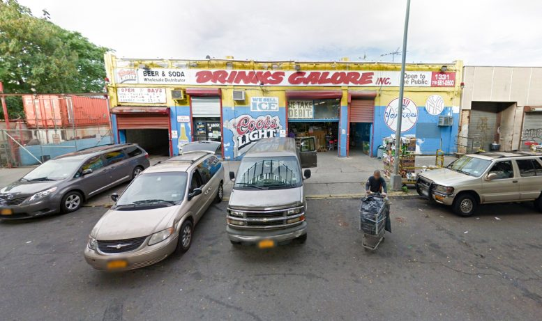 1331 Jerome Avenue, via Google Maps