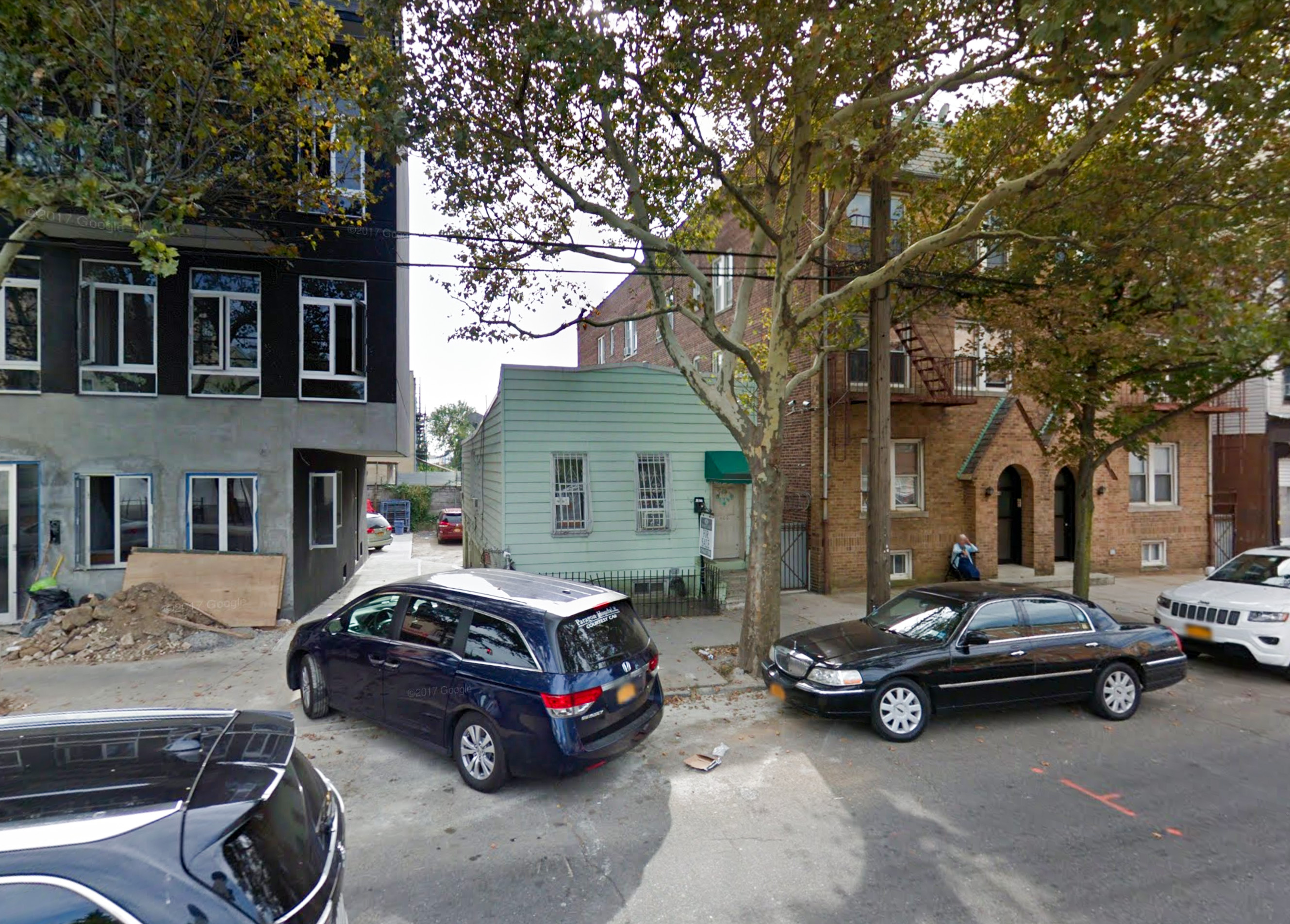 460 Seneca Avenue, via Google Maps