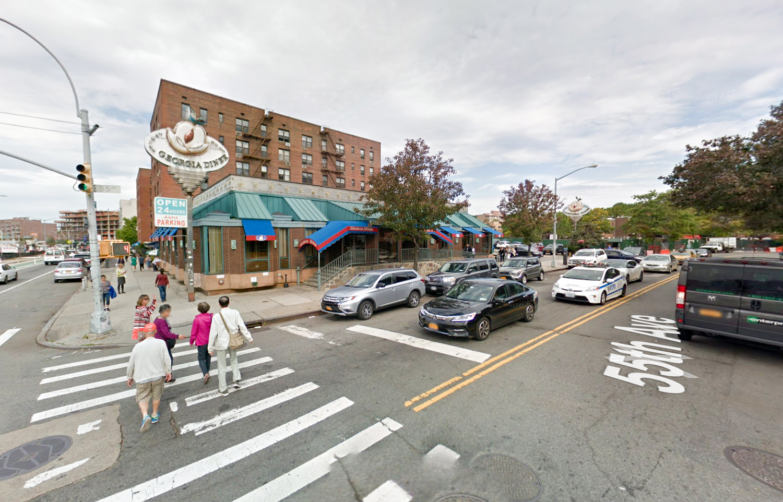 86-55 Queens Boulevard, via Google Maps