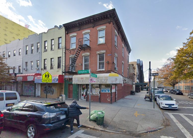 88 Tompkins Avenue, via Google Maps