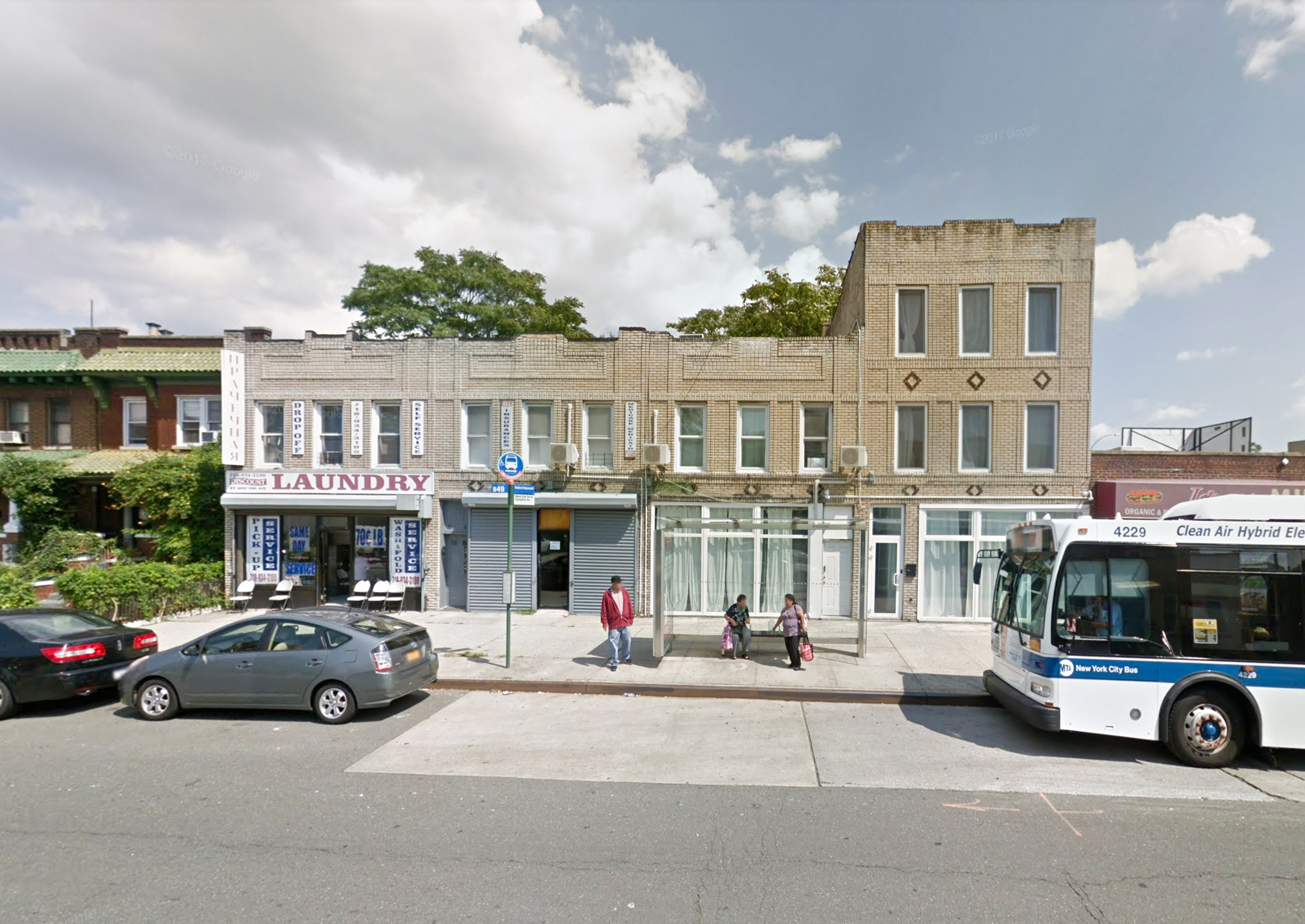 89 West End Avenue, via Google Maps