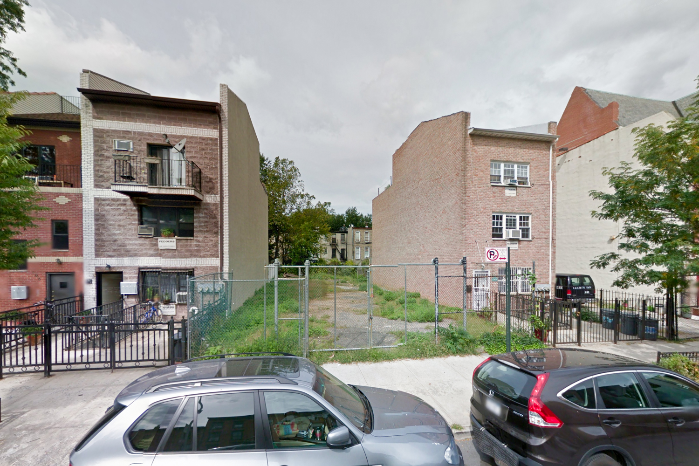 107 Madison Street, via Google Maps