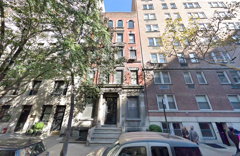 161 East 81 Street, via Google Maps