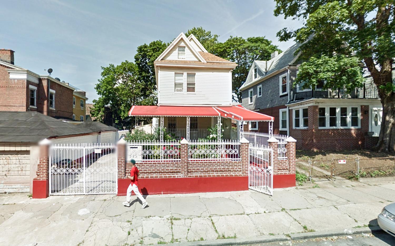 282 East 32nd Street, via Google Maps
