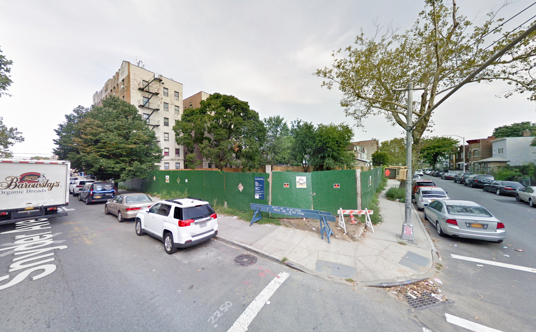 3421 Snyder Avenue, via Google Maps