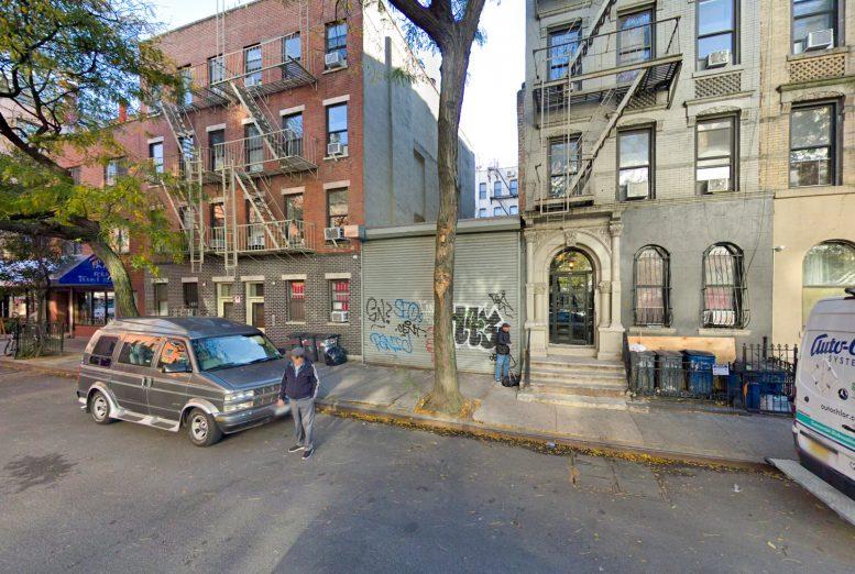 410 West 49th Street, via Google Maps