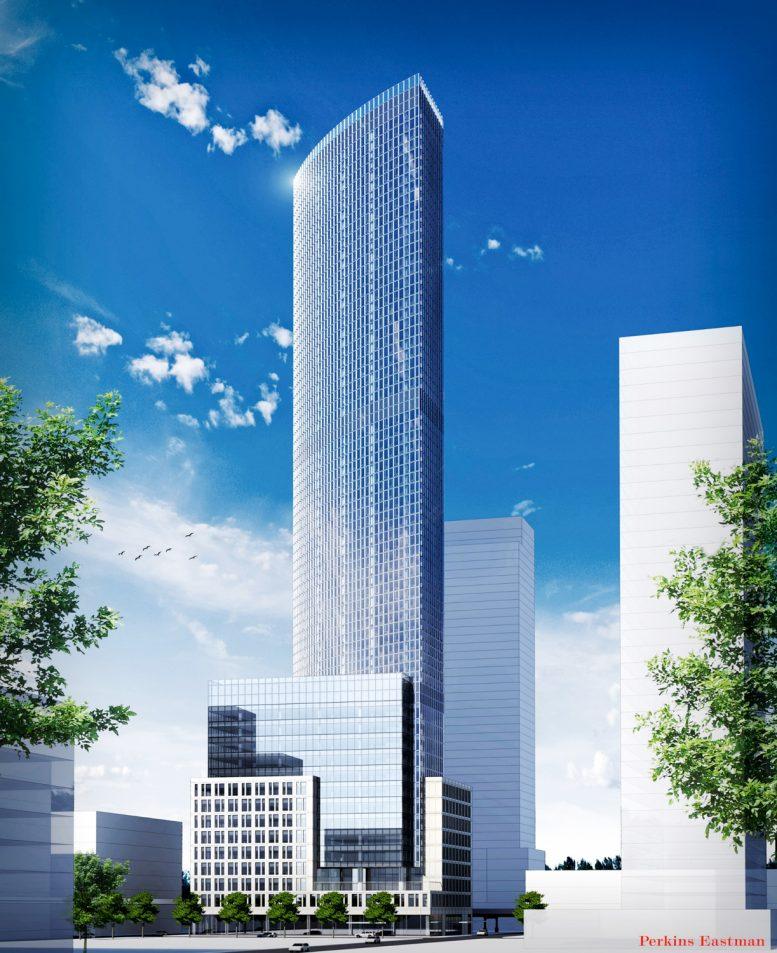 42-50 24th Street, rendering by Dynamic Star LLC