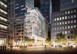 592 Fifth Avenue full via, via Crown Retail Service