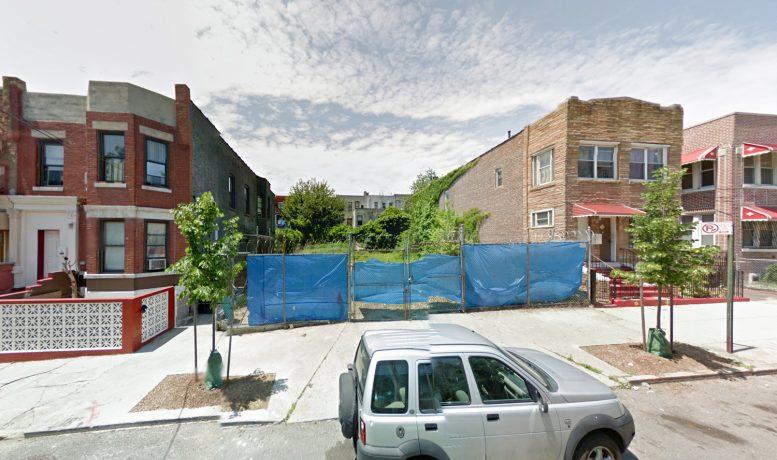 629 Faile Street, via Google Maps