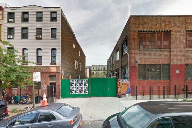 86 Starr Street, via Google Maps