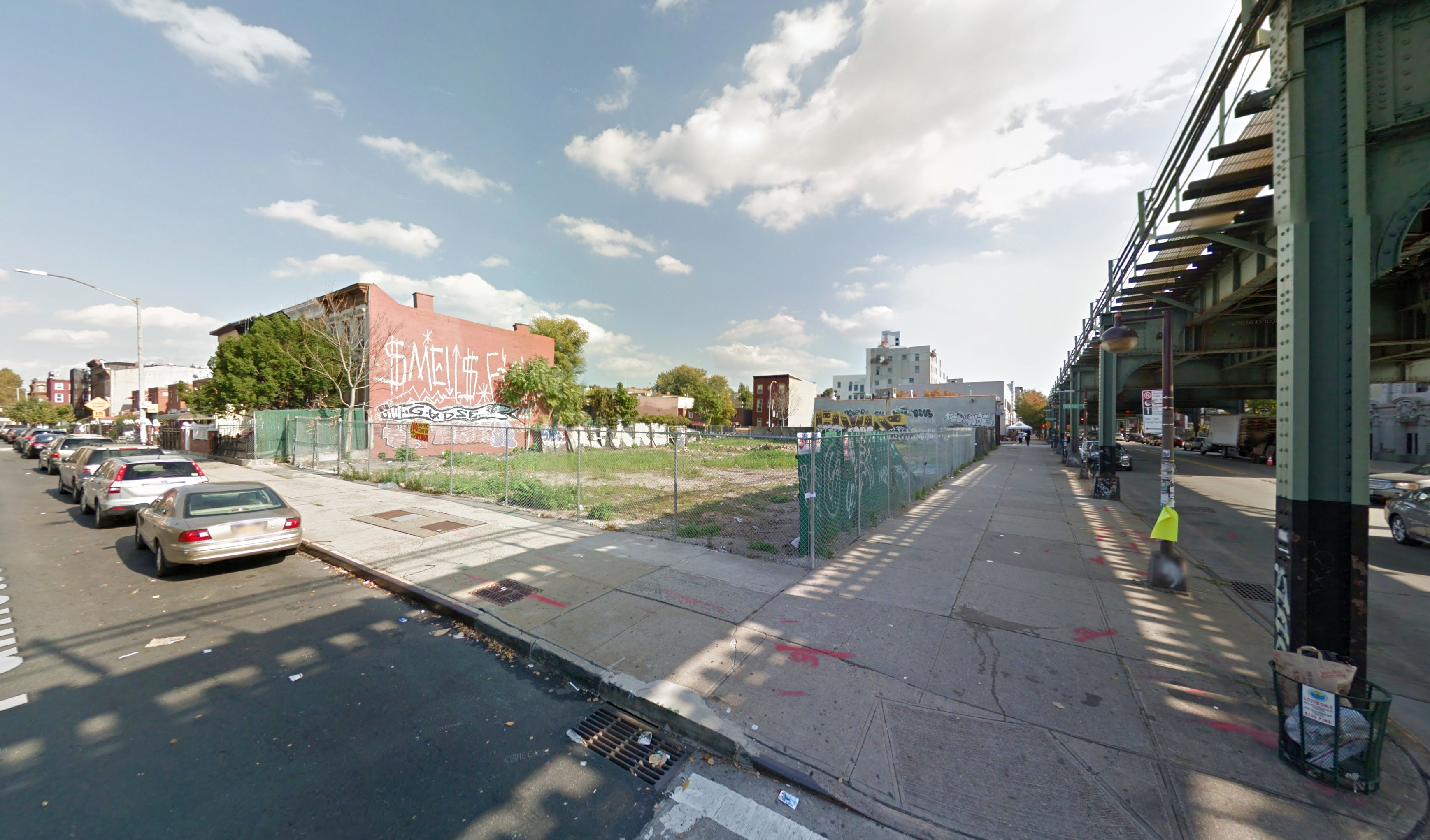 1389 Broadway, via Google Maps