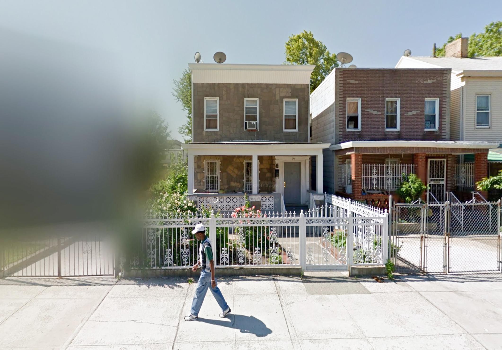 146 Erasmus Street, via Google Maps