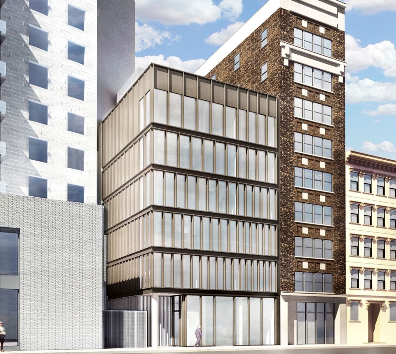 3 East 3rd Street, by Barrett Design
