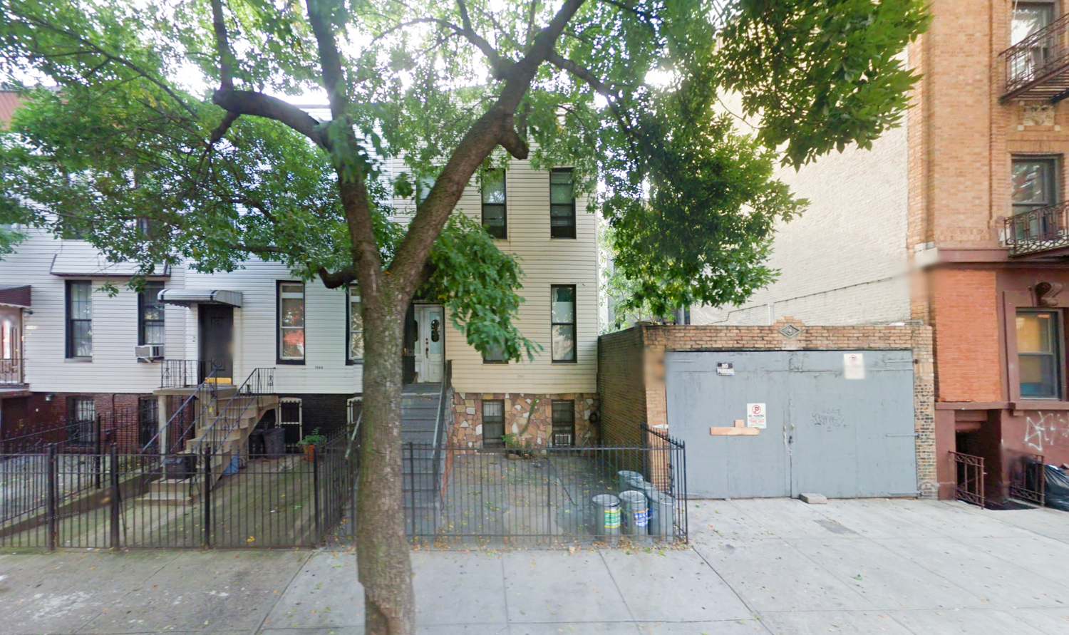 1064 Hancock Street, via Google Maps