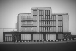 12-22 Astoria Boulevard, rendering courtesy AKI Development