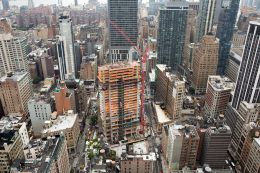 1225 Broadway from 277 Fifth Avenue, image by Andrew Campbell Nelson