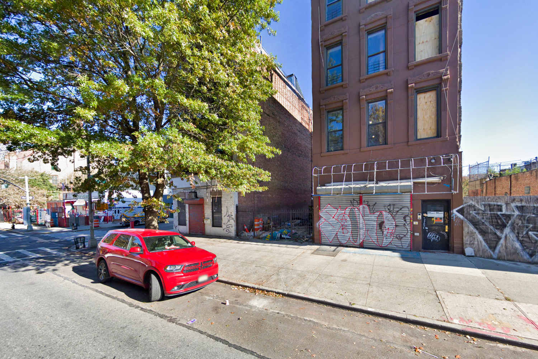 239 Marcus Garvey Boulevard, via Google Maps