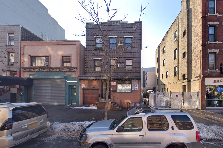 596 Metropolitan Avenue, via Google Maps