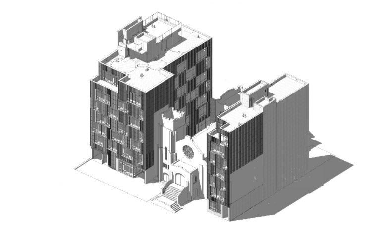 962-966 Bushwick Avenue, via Think Architecture & Design
