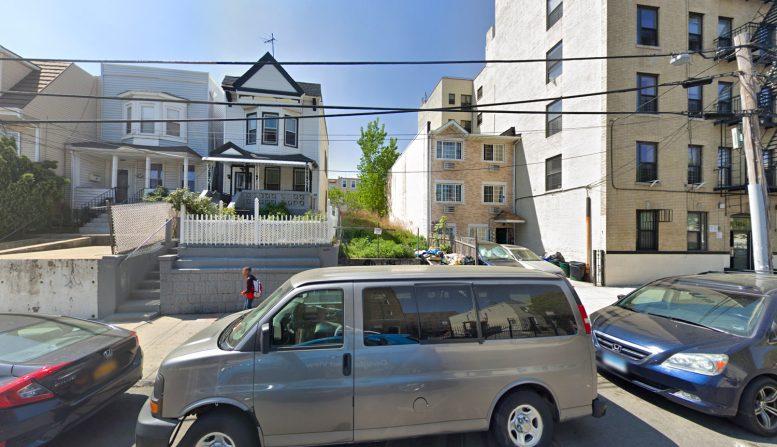 1409 Bryant Avenue, via Google Maps