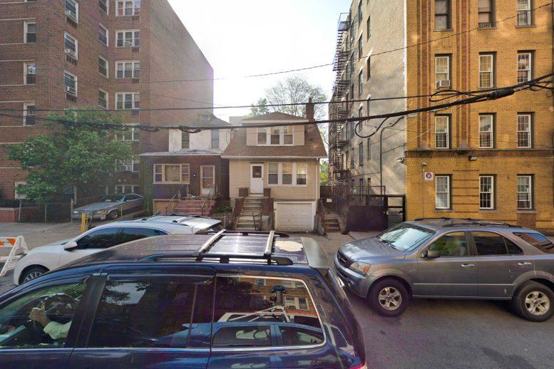 3508 Tyron Avenue, via Google Maps