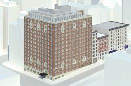 720 West End Avenue, image by Morris Adjmi Architects
