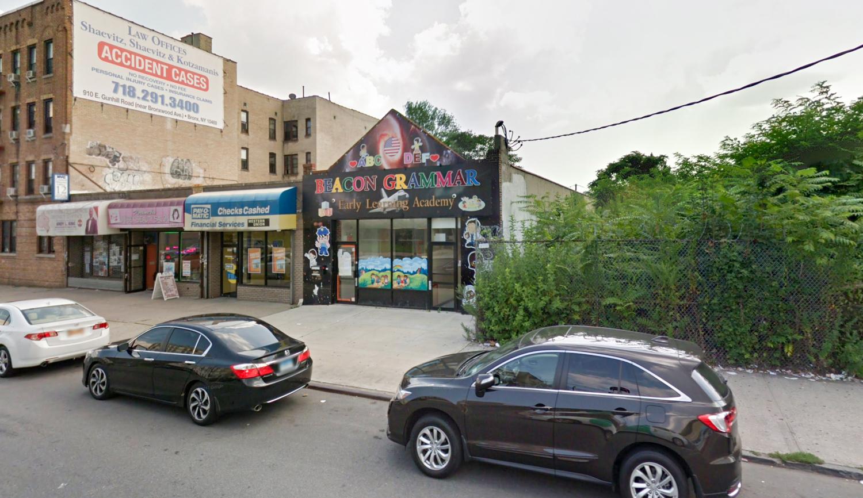 934 East Gun Hill Road, via Google Maps
