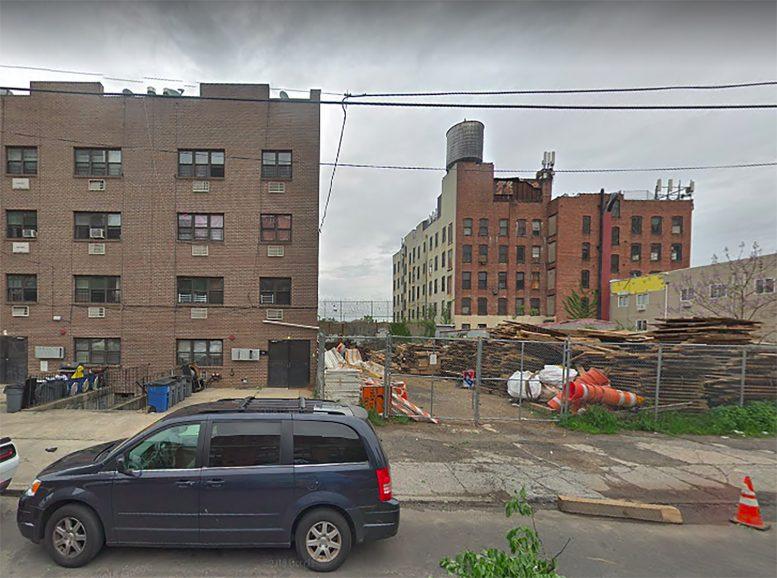 303 Powell Street in Brownsville, Brooklyn