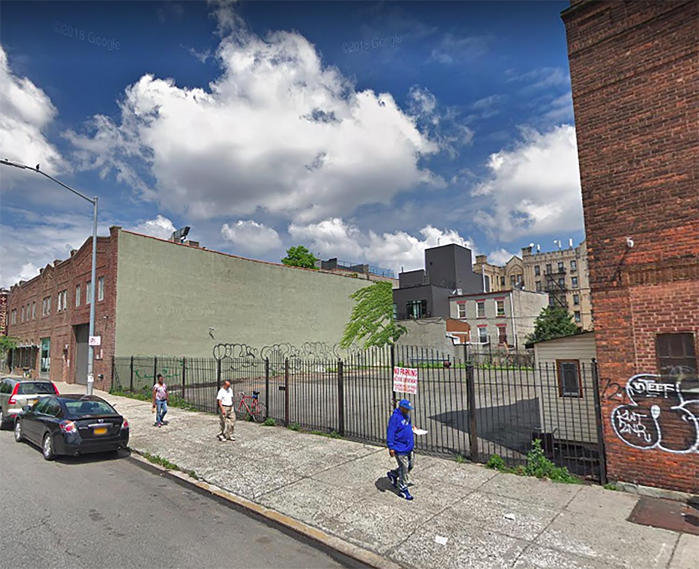 811 Lexington Ave in Stuyvesant Heights, Brooklyn