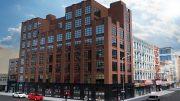 Rendering of 333 Broome Street in LES, NYC