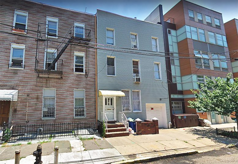 18 Monitor Street in Williamsburg, Brooklyn
