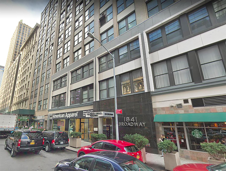 1841 Broadway in Upper West Side, Manhattan