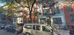 435 West 48th Street in Hell's Kitchen, Manhattan