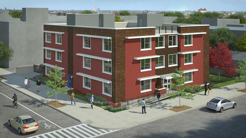 518-583 Belmont Avenue in East New York, Brooklyn