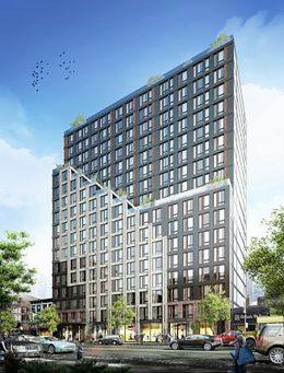 54-62 West 125th Street Rendering