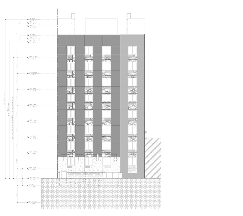 95-10 218th Street Hotel Rendering