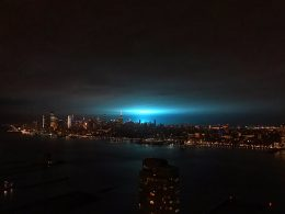 Astoria Powerplant Explosion